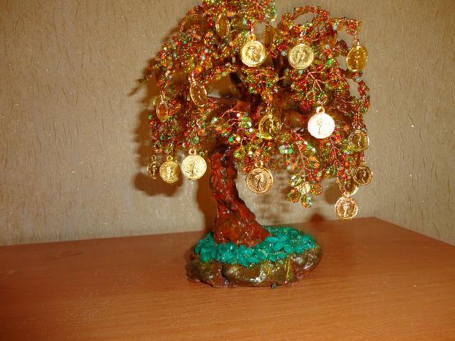 Денежное дерево из бисера Сакура из бисера своими руками. вышивка крестом фламинго схема.